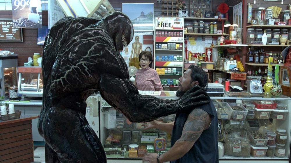 Venom Tom Hardy Marvel 2018
