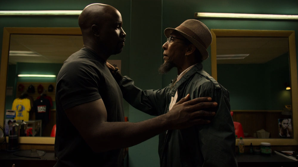 Luke Cage segunda temporada 2 Netflix