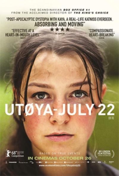 Utøya – 22 de Julho