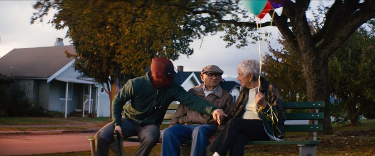 Era Uma Vez Um Deadpool Once Upon a Deadpool Ryan Reynolds Fred Savage
