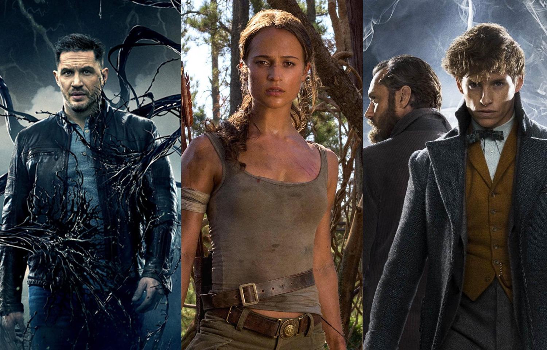 Os piores filmes de 2018