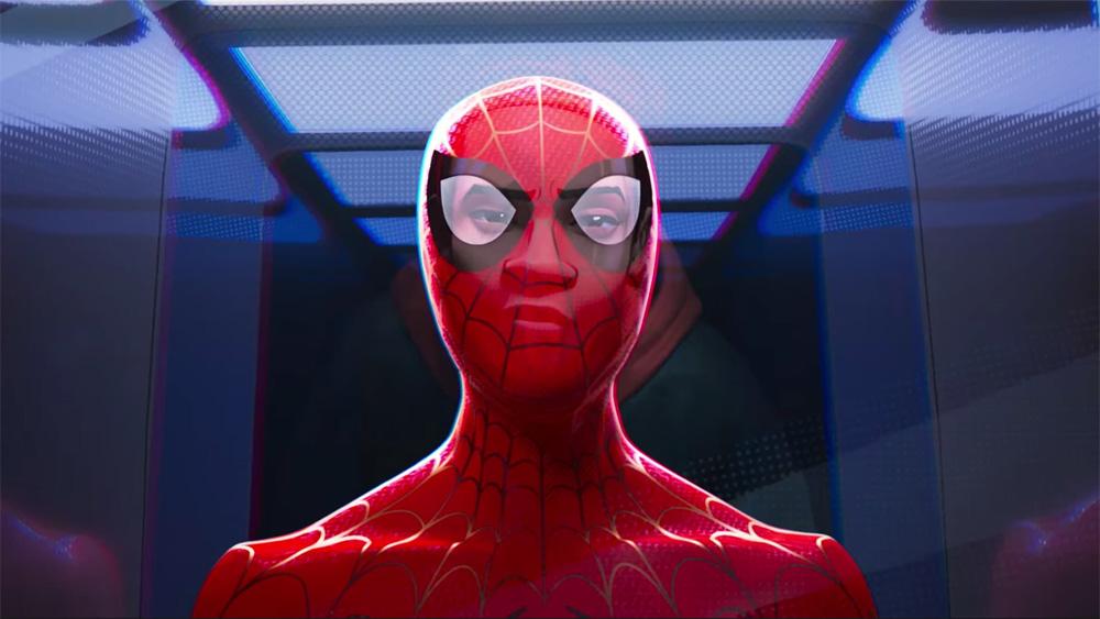 Homem Aranha no Aranhaverso Spider Man Into The Spider Verse