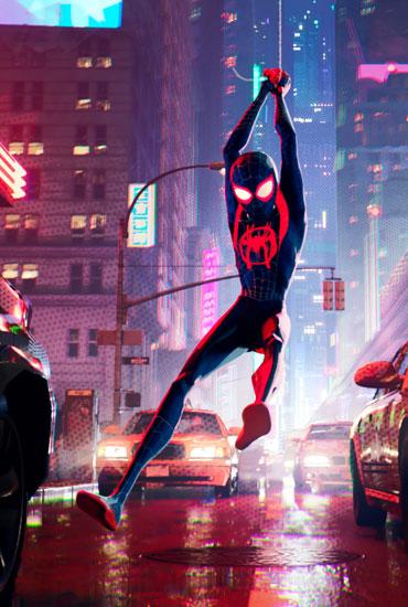 Homem-Aranha: No Aranhaverso - Plano Aberto