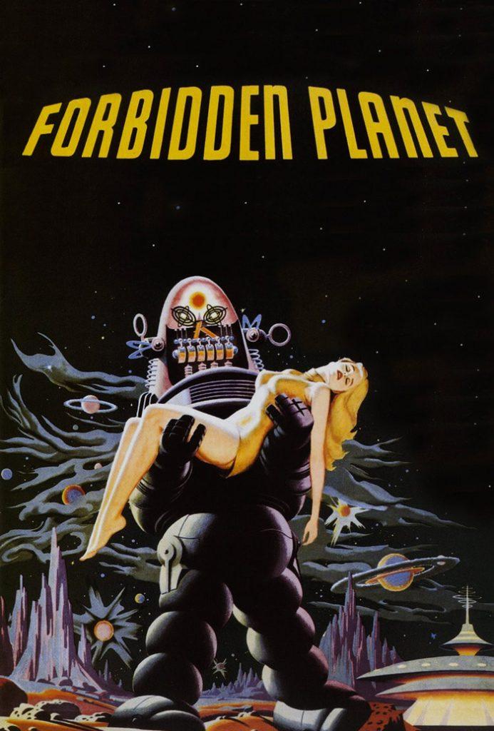 Planeta Proibido (1956)