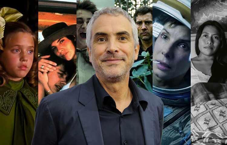 Plano-Sequência – Alfonso Cuarón