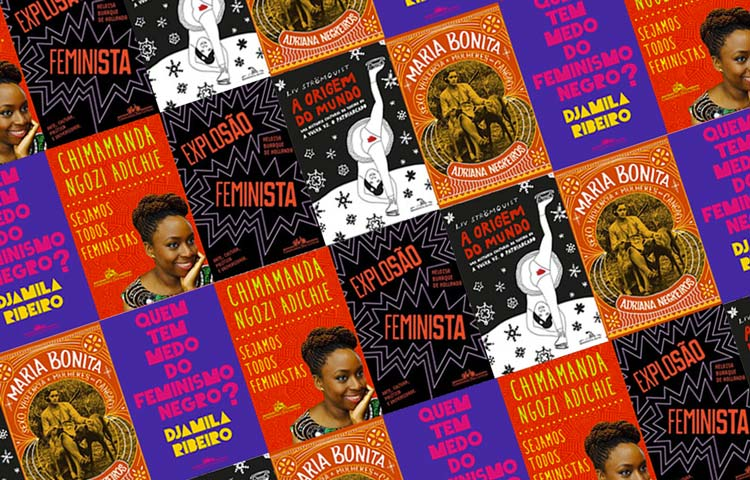 5 livros para refletir sobre o mês das mulheres