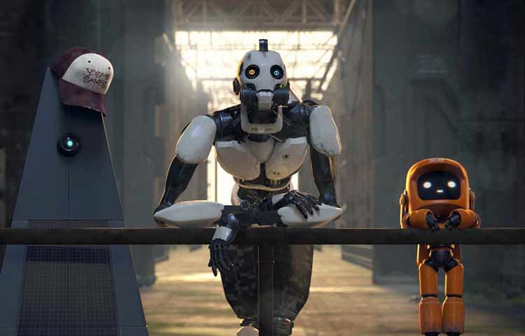 Love, Death & Robots – 1ª temporada