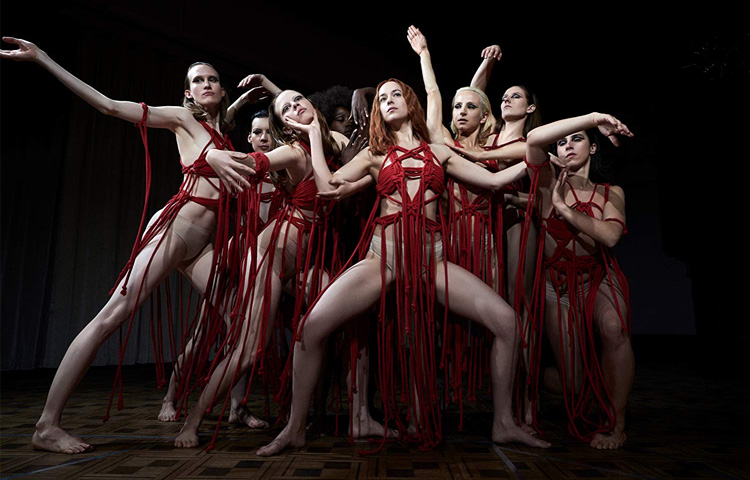 Suspiria: A Dança do Medo