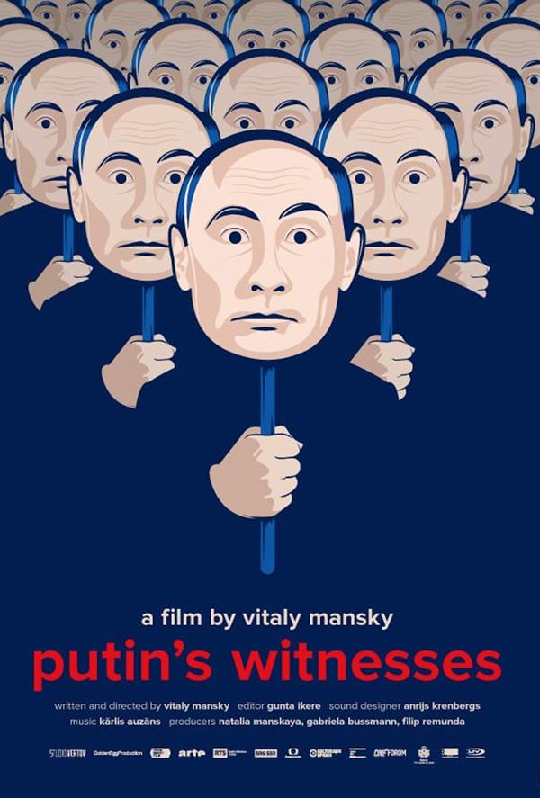 As Testemunhas de Putin
