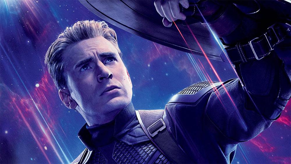 Marvel no cinema Capitão América