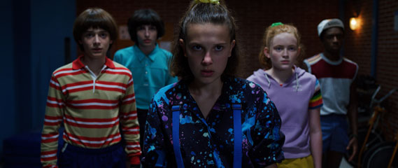 Stranger Things 3 - Plano Aberto