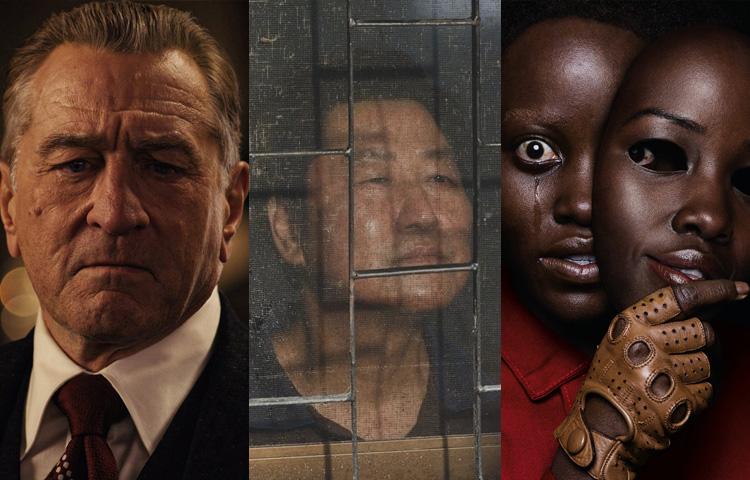 Os melhores filmes de 2019